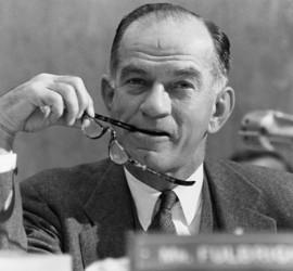 senator-william-fulbright-corbis-images